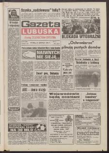 Gazeta Lubuska : dawniej Zielonogórska-Gorzowska [R. XLI], nr 275 (24 listopada 1992). - Wyd. 1