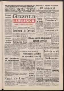 Gazeta Lubuska : dawniej Zielonogórska-Gorzowska [R. XLI], nr 277 (26 listopada 1992). - Wyd. 1