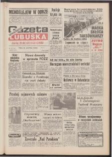 Gazeta Lubuska : weekend : dawniej Zielonogórska-Gorzowska [R. XLI], nr 278 (27 listopada 1992). - Wyd. 1