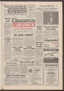 Gazeta Lubuska : dawniej Zielonogórska-Gorzowska [R. XLI], nr 286 (7 grudnia 1992). - Wyd. 1