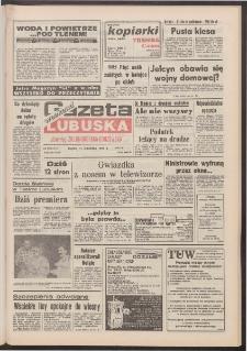 Gazeta Lubuska : weekend : dawniej Zielonogórska-Gorzowska [R. XLI], nr 290 (11 grudnia 1992). - Wyd. 1