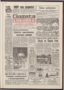 Gazeta Lubuska : dawniej Zielonogórska-Gorzowska [R. XLI], nr 299 (22 grudnia 1992). - Wyd. 1