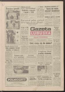 Gazeta Lubuska : dawniej Zielonogórska R. XXIX [właśc. XL], nr 3 (4 stycznia 1991). - Wyd. 1
