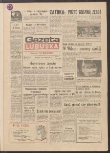 Gazeta Lubuska : dawniej Zielonogórska R. XXXIX [właśc. XL], nr 12 (15 stycznia 1991). - Wyd. 1