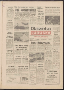 Gazeta Lubuska : dawniej Zielonogórska R. XXXIX [właśc. XL], nr 26 (31 stycznia 1991). - Wyd. 1