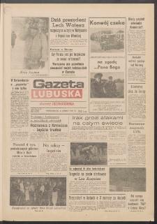 Gazeta Lubuska : dawniej Zielonogórska R. XXXIX [właśc. XL], nr 29 (4 lutego 1991). - Wyd. 1