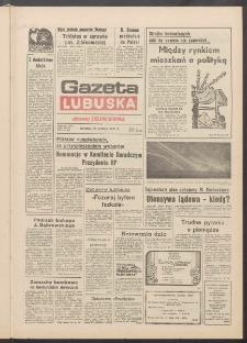 Gazeta Lubuska : dawniej Zielonogórska R. XXXIX [właśc. XL], nr 42 (19 lutego 1991). - Wyd. 1