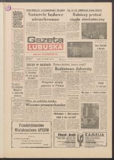 Gazeta Lubuska : dawniej Zielonogórska R. XXXIX [właśc. XL], nr 45 (22 lutego 1991). - Wyd. 1