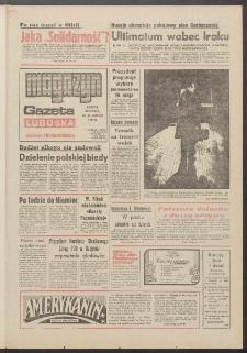 Gazeta Lubuska : magazyn : dawniej Zielonogórska R. XXXIX [właśc. XL], nr 46 (23/24 lutego 1991). - Wyd. 1