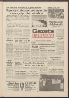 Gazeta Lubuska : dawniej Zielonogórska R. XXXIX [właśc. XL], nr 47 (25 lutego 1991). - Wyd. 1