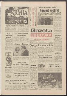 Gazeta Lubuska : dawniej Zielonogórska R. XXXIX [właśc. XL], nr 50 (28 lutego 1991). - Wyd. 1
