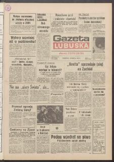 Gazeta Lubuska : dawniej Zielonogórska R. XXXIX [właśc. XL], nr 62 (14 marca 1991). - Wyd. 1