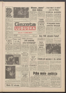 Gazeta Lubuska : dawniej Zielonogórska R. XXXIX [właśc. XL], nr 63 (15 marca 1991). - Wyd. 1