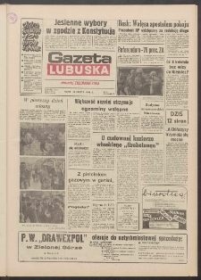 Gazeta Lubuska : dawniej Zielonogórska R. XXXIX [właśc. XL], nr 69 (22 marca 1991). - Wyd. 1