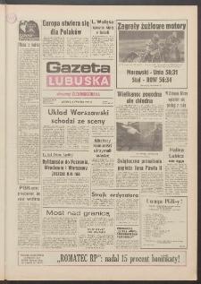 Gazeta Lubuska : dawniej Zielonogórska R. XXXIX [właśc. XL], nr 76 (2 kwietnia 1991). - Wyd. 1