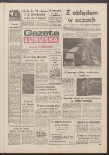 Gazeta Lubuska : dawniej Zielonogórska R. XXXIX [właśc. XL], nr 82 (9 kwietnia 1991). - Wyd. 1