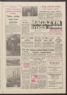 Gazeta Lubuska : magazyn środa : dawniej Zielonogórska R. XXXIX [właśc. XL], nr 83 (10 kwietnia 1991). - Wyd. 1