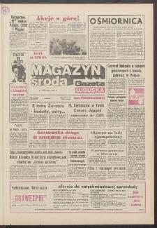 Gazeta Lubuska : magazyn środa : dawniej Zielonogórska-Gorzowska R. XXXIX [właśc. XL], nr 89 (17 kwietnia 1991). - Wyd. 1