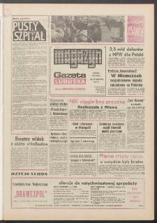 Gazeta Lubuska : magazyn : dawniej Zielonogórska-Gorzowska R. XXXIX [właśc. XL], nr 92 (20/21 kwietnia 1991). - Wyd. 1