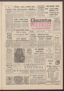 Gazeta Lubuska : dawniej Zielonogórska-Gorzowska R. XXXIX [właśc. XL], nr 107 (10 maja 1991). - Wyd. 1