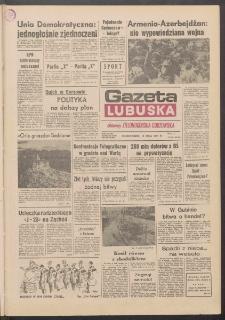 Gazeta Lubuska : dawniej Zielonogórska-Gorzowska R. XXXIX [właśc. XL], nr 109 (13 maja 1991). - Wyd. 1