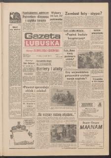 Gazeta Lubuska : dawniej Zielonogórska-Gorzowska R. XXXIX [właśc. XL], nr 110 (14 maja 1991). - Wyd. 1