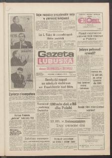 Gazeta Lubuska : dawniej Zielonogórska-Gorzowska R. XXXIX [właśc. XL], nr 135 (13 czerwca 1991). - Wyd. 1