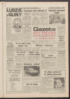 Gazeta Lubuska : dawniej Zielonogórska-Gorzowska R. XXXIX [właśc. XL], nr 144 (24 czerwca 1991). - Wyd. 1