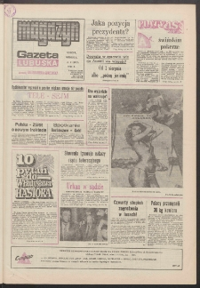 Gazeta Lubuska : magazyn : dawniej Zielonogórska-Gorzowska R. XXXIX [właśc. XL], nr 155 (6/7 lipca 1991). - Wyd. 1