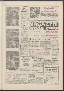 Gazeta Lubuska : magazyn środa : dawniej Zielonogórska-Gorzowska R. XXXIX [właśc. XL], nr 158 (10 lipca 1991). - Wyd. 1
