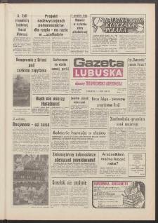Gazeta Lubuska : dawniej Zielonogórska-Gorzowska R. XXXIX [właśc. XL], nr 159 (11 lipca 1991). - Wyd. 1