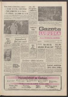 Gazeta Lubuska : dawniej Zielonogórska-Gorzowska R. XXXIX [właśc. XL], nr 168 (22 lipca 1991). - Wyd. 1