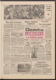 Gazeta Lubuska : dawniej Zielonogórska-Gorzowska R. XXXIX [właśc. XL], nr 169 (23 lipca 1991). - Wyd. 1
