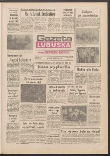 Gazeta Lubuska : dawniej Zielonogórska-Gorzowska R. XXXIX [właśc. XL], nr 175 (30 lipca 1991). - Wyd. 1