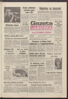 Gazeta Lubuska : dawniej Zielonogórska-Gorzowska R. XXXIX [właśc. XL], nr 183 (8 sierpnia 1991). - Wyd. 1