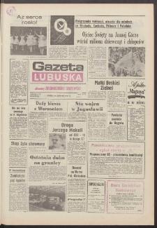 Gazeta Lubuska : dawniej Zielonogórska-Gorzowska R. XXXIX [właśc. XL], nr 189 (16 sierpnia 1991). - Wyd. 1
