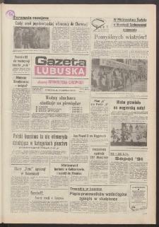 Gazeta Lubuska : dawniej Zielonogórska-Gorzowska R. XXXIX [właśc. XL], nr 191 (19 sierpnia 1991). - Wyd. 1