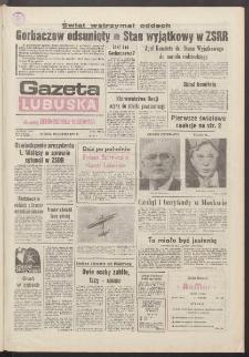 Gazeta Lubuska : dawniej Zielonogórska-Gorzowska R. XXXIX [właśc. XL], nr 192 (20 sierpnia 1991). - Wyd. 1