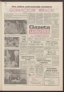 Gazeta Lubuska : dawniej Zielonogórska-Gorzowska R. XXXIX [właśc. XL], nr 194 (22 sierpnia 1991). - Wyd. 1