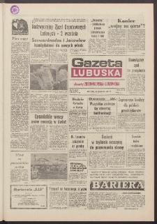 Gazeta Lubuska : dawniej Zielonogórska-Gorzowska R. XXXIX [właśc. XL], nr 198 (27 sierpnia 1991). - Wyd. 1