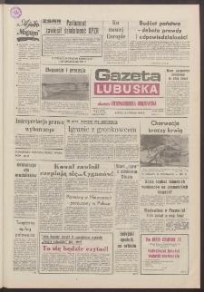 Gazeta Lubuska : dawniej Zielonogórska-Gorzowska R. XXXIX [właśc. XL], nr 201 (30 sierpnia 1991). - Wyd. 1