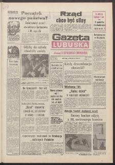 Gazeta Lubuska : dawniej Zielonogórska-Gorzowska R. XXXIX [właśc. XL], nr 204 (3 września 1991). - Wyd. 1