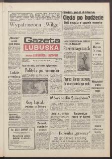 Gazeta Lubuska : dawniej Zielonogórska-Gorzowska R. XXXIX [właśc. XL], nr 225 (27 września 1991). - Wyd. 1