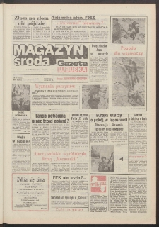Gazeta Lubuska : magazyn środa : dawniej Zielonogórska-Gorzowska R. XXXIX [właśc. XL], nr 235 (9 października 1991). - Wyd. 1