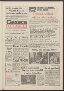 Gazeta Lubuska : dawniej Zielonogórska-Gorzowska R. XXXIX [właśc. XL], nr 251 (28 października 1991). - Wyd. 1