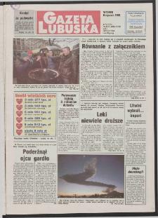 Gazeta Lubuska R. XLVI [właśc. XLVII], nr 4 (6 stycznia 1998). - Wyd 1