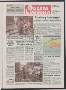 Gazeta Lubuska R. XLVI [właśc. XLVII], nr 6 (8 stycznia 1998). - Wyd 1