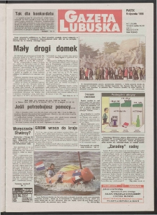 Gazeta Lubuska R. XLVI [właśc. XLVII], nr 7 (9 stycznia 1998). - Wyd 1