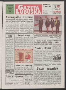 Gazeta Lubuska R. XLVI [właśc. XLVII] Nr 9 (12 stycznia 1998). - Wyd 1