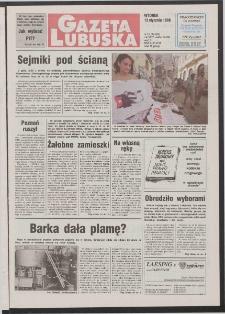 Gazeta Lubuska R. XLVI [właśc. XLVII], nr 10 (13 stycznia 1998). - Wyd 1
